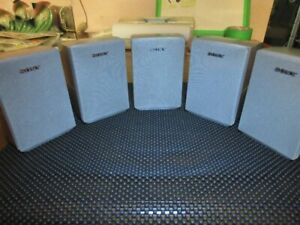 Sony Surround Speakers with Subwoofer