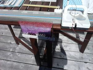 LK 100 knitting machine