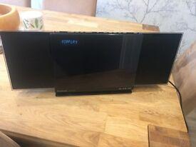 Panasonic DAB Audio System