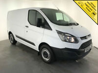 2014 FORD TRANSIT CUSTOM 270 ECO-TECH DIESEL 1 OWNER FINANCE PX WELCOME