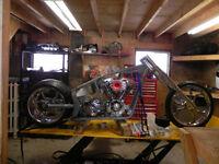 Custom Chopper Project
