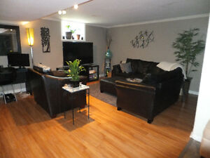 Stunning Basement Apartment - $1000 – ALL INCLUSIVE