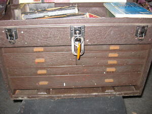 Vintage Tool and Die Makers Tools