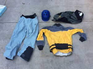 Kayaking Apparel - Level Six
