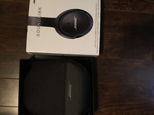 Bose soundlink around ear wireless 2 headphones