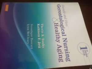 Gerontological Nursing and Healthy Aging 1st edition