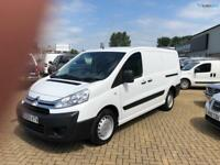 CITROEN DISPATCH 1200 L2H1 ENTERPRISE HDI White Manual Diesel, 2015
