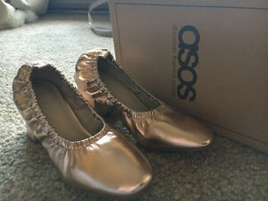 Asos Gold Women's Shoes