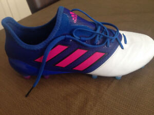 SIZE 8 ADIDAS 17.1 ACES FIRM GROUND!!!!!!!!!!!!!!!!!!