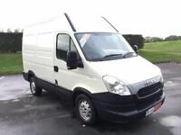 2013 13 IVECO-FORD DAILY 2.3 35S11V 1D 106 BHP DIESEL