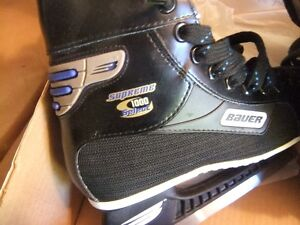 New Bauer Youth Skates