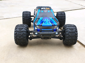 HBX 16689 RC car like Arrma Traxxas