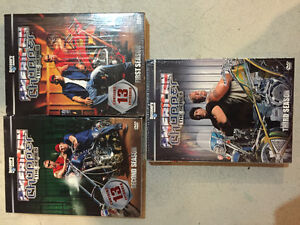 Orange County American chopper dvd season 1 2 3