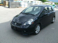 2007 Honda Fit Great Condition Gas Saver 125000KMS
