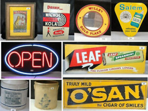 MidlandAuctions.ca - Antiques, Signs, Coins & more! Ends Sunday