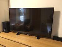 "Phillips 49"" 4K ULTRA HD LED TV"
