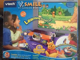 Vtech tv learning system