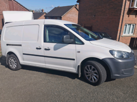 2012 vw caddy maxi 1.6tdi 7 speed dsg