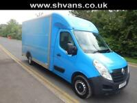 Vauxhall Movano F3500 L3h1 CDTi Luton LOW LOADER REMOVALS DIESEL MANUAL 2010/10