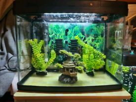 Fish tank 1.7ft