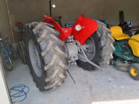 Massey ferguson tractor wheels 16.9x28