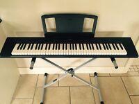 Yamaha Piaggero NP-31 keyboard