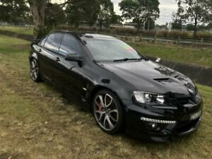 2009 Holden Special Vehicles ClubSport E2 Series R8 Black 6 Speed Manual Sedan Mayfield East Newcastle Area Preview