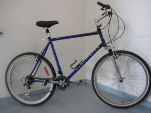 26'' bikeGARY FISHER with 18 speed front suspension tuned up