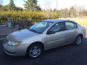 Saturn Ion safetied and etested