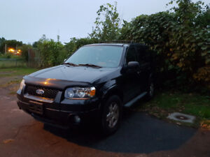2006 Ford Escape Unlimited 4x4 VUS