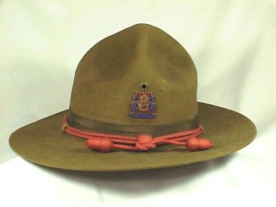 Model 1911 U.S. ARTILLERY CAMPAIGN HAT
