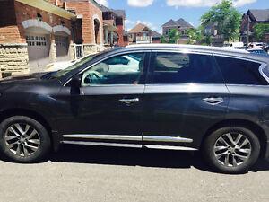 2013 Infiniti JX 35 SUV, Crossover