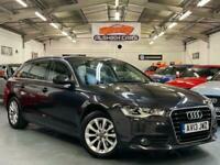 2013 Audi A6 Avant 2.0 TDI SE Avant Multitronic 5dr Estate Diesel Automatic