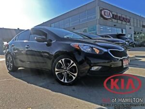 2015 Kia Forte SX | One Owner | Fully Loaded