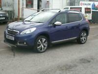 2013 Peugeot 2008 FELINE Estate Petrol Manual