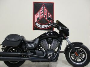 2013 Victory Motorcycles Judge Gloss Black