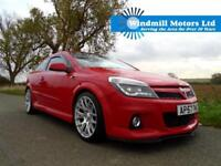 2007/57 VAUXHALL ASTRA 2.0 i 16v VXR SPORT HATCH 3DR RED - 240 BHP! - MUST SEE
