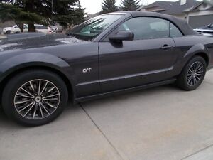 2007 Ford GT  Mustang Convertible