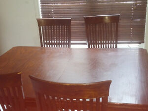 strong dining table