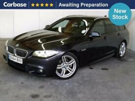 2014 BMW 5 SERIES 520d [190] M Sport 5dr Step Auto Touring