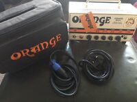 Orange Terror 500w Bass Head