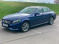 2018 Mercedes-Benz C Class C350e Sport Premium 4dr Auto SALOON Petrol/Plugin Ele