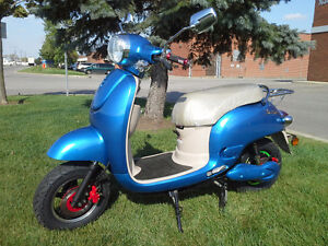 VESPA ELECTRIC SCOOTER 1-800-409-0176