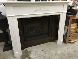 Fireplace  Surround  Mantle