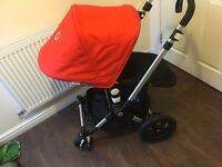 Bugaboo chameleon 3 pushchair and car seat