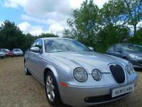 Jaguar S-TYPE 2.7D V6 Automatic Diesel REDUCED
