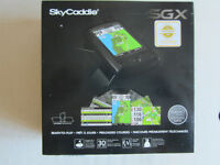 Golf GPS SkyCaddie SGX - New! (Reduced Price)