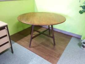 Ercol Dropleaf Table - Can Deliver For FREE Locally On Orders Over £100