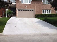 Concrete Driveways is our Specialty !!!! Call now for free quote