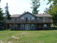 Newly Built Cottage for Rent on Halls Lake/Haliburton Highlands